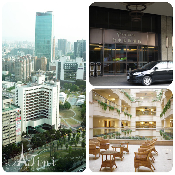 台中。一覽台中精華地區超高樓層的「金典商旅」 @ 。 Tini's ...