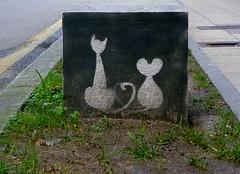 P1060729-stencil (pelz) Tags: streetart stencil asturias oviedo arteurbano
