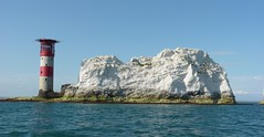 220813 212 The Needles Lighthouse ( Claire ) Tags: cliff beach bay chalk sand isleofwight needles isle wight theneedles alum alumbay