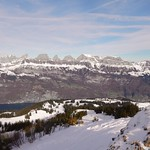 Flumserberg 2014 (Neujahrsskifahren)