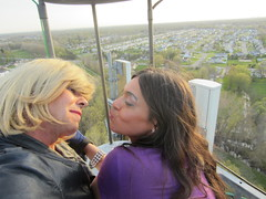 Spring Climb (MarcieGurl) Tags: crossdressing tgirl tranny crossdresser gurl gupr marciegurl