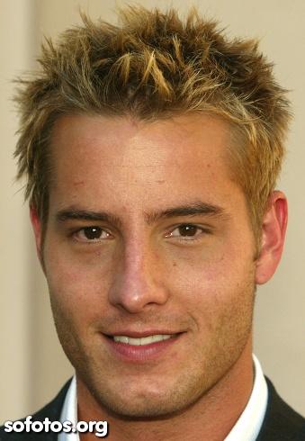 cabelo loiro masculino
