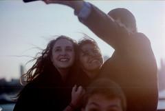 home (//sarah) Tags: friends light film teens selfie minoltasrt100