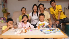 DSC00637 () Tags: birthday family kids zeiss happy sony birth taiwan       a55  slta55v anlong77