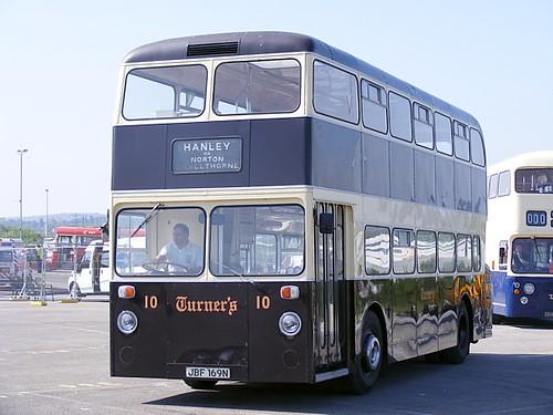 Turner's (10) JBF 169N