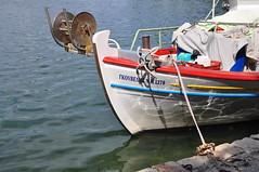 Fonkeling / sparkle (wilma HW61) Tags: detail boot boat barca bateau haspel water wasser paxoi paxi paxos  lakka   ellda  evrpi peloponnese licht light outdoor wilmahw61 wilmawesterhoud griekenland griechenland greece grecia grce europa europe
