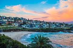 Evening Chill (silardtoth) Tags: australia bondi aspect 23 background beach beachscape beautiful blue bronte clouds coast coogee exposure houses landscape long nature new south wales nsw ocean red rocks sand sea seascape summer sunset tamarama travel vacation