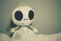 Bedtime (3rd-Rate Photography) Tags: nightmarebeforechristmas jackskellington funko timburton mopeez plush disney canon 50mm 5dmarkiii toy toyphotography jacksonville florida 3rdratephotography earlware