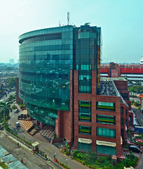 Wisma Eka Jiwa (BxHxTxCx (more stuff, open the album)) Tags: jakarta building gedung office kantor