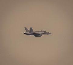 Miller Knox~~F-18 ?  10/27/2016 (CatsMan2) Tags: militaryjet f18 aircraft