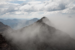 Mount Evans (Kevin Bauman) Tags: colorado denver mountains mtevans mountevans mountain clouds alpine