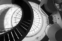 Perth Carillon (Macr1) Tags: 61403327236 architecture australia bw balconies blackwhite camera default dome ilce5100 indoor lens location markmcintosh perthcarillon selp18105g shppingcentre sony sonyepz18105mmf4goss sonyilce5100 sony5100 stairs wa westernaustralia macr237gmailcom markmcintosh 5100 perth au 5100 sony5100