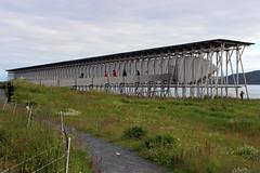 The Steilneset Memorial, Vardø (4) (Phil Masters) Tags: vardo norwayholiday norway july2016 19thjuly vardø steilnesetmemorial steilneset memorial peterzumthor