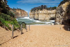 Loch Ard Gorge, Port Campbell National Park, Victoria. (andrew52010) Tags: cliffs erosion greatoceanroad holiday lochardgorge portcampbell portcampbellnationalpark rockformations southernocean victoria waveerosion