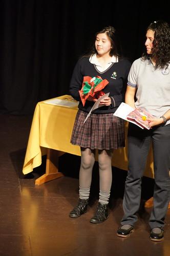 Premiación Concursos Lenguaje y Matemáticas