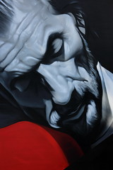 Nio Migu (Jezabel Galn) Tags: graffity pintura dibujo art arte picture grafitero homenaje callejero huelva artsta jezabel canon 600d