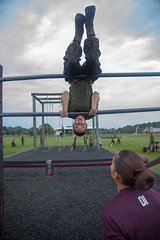 Echo & Papa Companies  Obstacle Course   Sept. 26, 2016 (MCRD Parris Island, SC) Tags: marines marinecorps usmc recruit parrisisland bootcamp drillinstructor mcrd parris recruitdepot pi pisc mcrdpi recruittraining basictraining drill di graduation grad easternrecruitregion err recruiter sc unitedstates