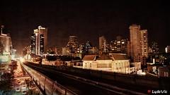 Bangkok, Thailand (Ld\/) Tags: bangkok city skyline citytrip trip thailand sky train building