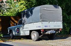 1973 Peugeot 404 Pick Up 09-YD-24 (Stollie1) Tags: 1973 peugeot 404 pickup 09yd24 vianen