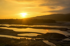 Jaflong, Sylhet (Rafio Islam) Tags: jaflong sylhet sunset dusk piyain piyainriver river hill sun cloud evening eveningglow