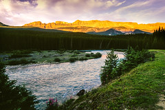 Banff National Park, Alberta, Canada, 1999 (.JL.) Tags: alberta jackson 1999 jacksonloi loi canada banffnationalpark improvementdistrictno9 ca