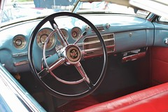 13th Annual Culver City Car Show (USautos98) Tags: 1949 buick roadmaster riviera dynaflow interior