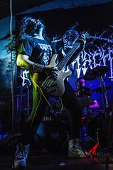 INVINCIBLE FORCE (FotoMetalRock) Tags: years of blasphemy satanic devotion deathmetal deaththrash deathblack metal chileno sergiomella fotometalrock invincible force deaththrashblack santiago