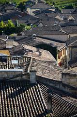 St Emilion (baptiste.mesnier) Tags: toit roof saintémilion architecture bordeaux
