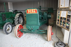 Hart Parr New Zealand Special (ambodavenz) Tags: hart parr new zealand special tractor geraldine vintage car machinery museum crank up south canterbury