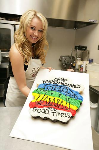 25-polkatots cupcake cakes