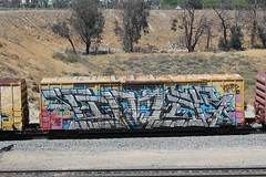 Timer Whole Car (AlwaysBenchingCars) Tags: timer wholecar wholecars timerwholecar anotherboxcarcaught alwaysbenchingcars freight freighttraingraffiti freightgraffiti colton cali trains