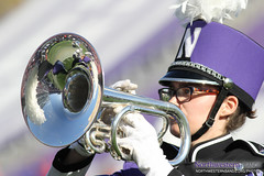 Millenium Mello (NUbands) Tags: avsphoto b1gcats chicago evanston illinois numb northwestern northwesternuniversity northwesternuniversitywildcatmarchingband band marchingband mellophone music students