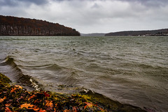 longshot @moraine (david_sharo) Tags: nature waterscape moraine landscape weather collection state pa pennsylvania winter