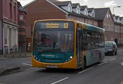 Canton, Cardiff (Dai Lygad) Tags: bus cardiff wales canton uk walesuk caerdydd caerdyddwales photo picture image photograph jeremysegrott