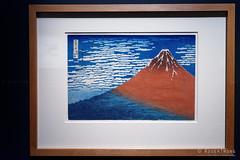 20161112-65-Fuji in Fair Weather by Katsushika Hokusai (Roger T Wong) Tags: 2016 australia hobart mona museumofoldandnewart ontheoriginofart rogertwong sel1635z sony1635 sonya7ii sonyalpha7ii sonyfe1635mmf4zaosscarlzeissvariotessart sonyilce7m2 tasmania art exhibition