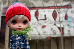 Graffiti everywhere!