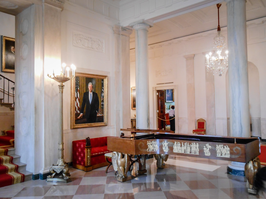 Grand Foyer White House : The world s best photos of federal and washingtondc