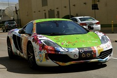GoldRush (Lamboman123) Tags: party fun gold track rally fast mclaren win loud goldrush mp412c