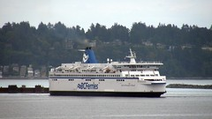 #9839 BC Ferries (Nemo's great uncle) Tags: canada ferry bc britishcolumbia delta bcferries   twawwassen
