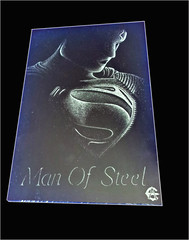 Superman Man Of Steel 9 (XtremeEtching) Tags: comics dc comic superman dccomics superheros manofsteel