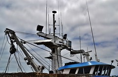 Super Structure (Lenny Lloyd da Silva) Tags: boats harbor fishing fisherman pacific ships working pacificocean socal commercial fishingboats oceanview sanpedro workingboats seiners purseseiners commercialfishingboats coastlineboats