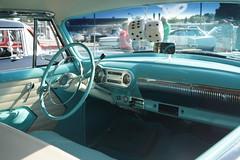54 Chevrolet Bel Air (DVS1mn) Tags: chevrolet car club gm bowtie chevy carshow willmar generalmotors 50sdrivein willmarcarclub