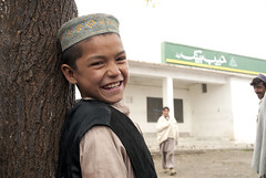 Pathan Boy (Nadeem A. Khan) Tags: pakistan boy smile peshawar nwfp pathan kpk hbl habibbank landikotal nadeemakhan nadeemimages khyberpakhtoonkhwa