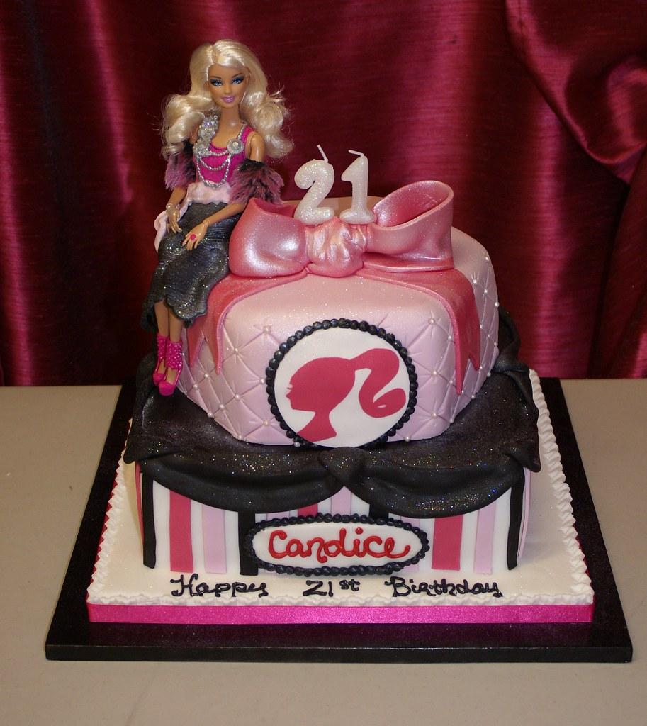 Fondant Birthday Cakes New Cairo