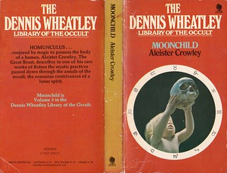 Aleister Crowley - Moonchild (Dennis Wheatley Library of the Occult)