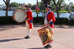 Spirit of America Fife & Drums Corps