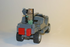 Warthog 2 (The_Shrubber) Tags: soldier army halo reach warthog unsc
