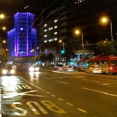 Belgrade by night (MirandaBar) Tags: city travel tourism architecture europe cityscape serbia nightlife belgrade beograd