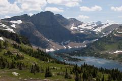 Glacier National Park (Emily Rachel Hildebrand) Tags: park lake glacier hidden national polarizer