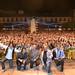 Fotografía final del concierto